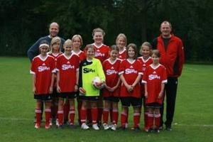TSV Kirchrode Mdchenfuball D-Juniorinnen