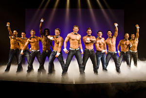 Chippendales: Only the best Tour