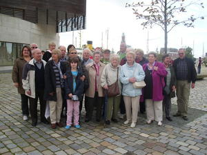 Sozialverband besucht Bremerhaven
