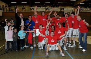 2.Liga-Basketball in Stadtbergen