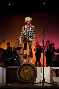 Tom, Huck und der fiese Joe - Das Abenteuer-Musical der G6c der Alfred-Wegener Schule