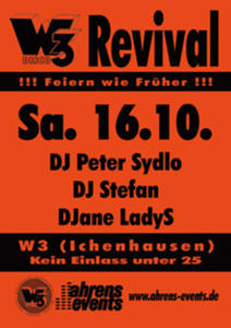 W3 Revival Party