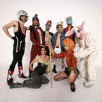 Bonaparte 'My Horse Likes You' - die Weirdo-Indie-Sixties-Performance-Punk-Sensation live!