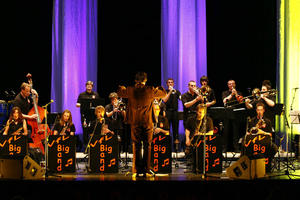 Let's dance – Tanzmusik der VfL Big Band Marburg