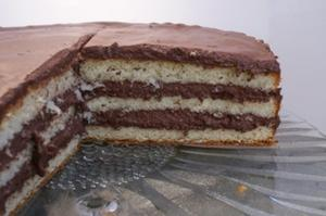 Nutella - Rezept: Nutellakuchen