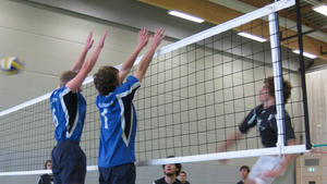 Aufgewacht, die Saison hat begonnen!  Nrdlinger Volleyball im Oktober 2010