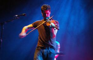 Seth Lakeman Hearts & Minds Tour