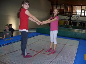 Zwei neue Trampoline fr den TSV Pattensen