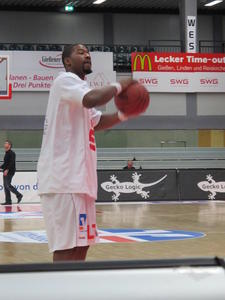 Spitzenspiel der BEKO BBL: LTi Gieen 46ers - Brose Baskets Bamberg