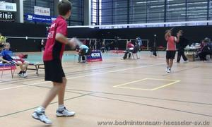 Badmintonteam Heesseler SV: Top Ten Platzierungen fr die Heesseler in Gera auf der Deutschen Rangliste U13 !