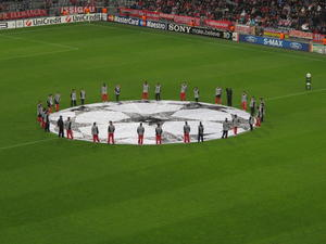 FC Bayern Mnchen vs. CFR Cluj