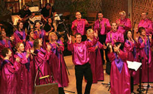 Gospel-und Spiritualchor Joy Message - Weihnachtskonzert -