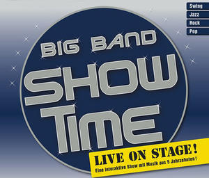 Hier das neue Live-Video der Big Band ShowTime 2010 / Swing, Jazz, Rock, Pop vom Feinsten /