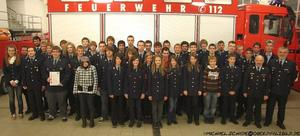 Feuerwehrjugend stellt Wissen unter Beweis - Wissenstest 2010
