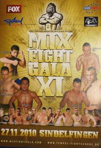 MIX FIGHT GALA XI (Sindelfingen)