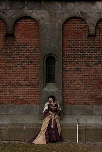 Anna Boleyn Shooting mit Paintpictures