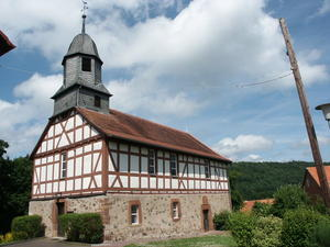 Fachwerkkirche Oberorke