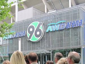 Hannover 96 gegen Freiburg 3:0, Gratulation