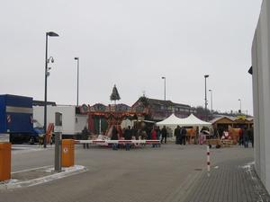 Weihnachtsmarkt bei der JVA Celle
