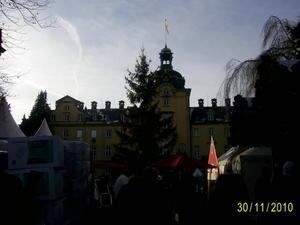 Weihnachtsmarkt in Bckeburg