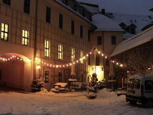 Romantikhof im Advent