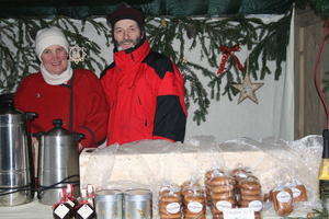 Adventsmarkt in der altbairischen Herzogstadt: Friedberger Advent
