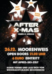After X-Mas Party in Moorenweis