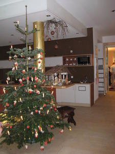 Weihnachtsbaumschmcken im Paul-Gerhardt-Haus