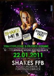 SHAKES: SHAKE ME - WINTEREDITION