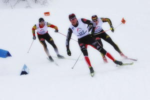 Langlauf Sprint DM in Willingen