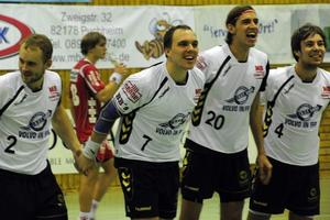 Handball 3. BL: TuS Frstenfeldbruck - TSG Haloch