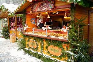 Weihnachtsmarkt in Goslar 2010
