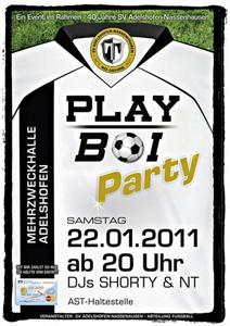 Playboiparty in Adelshofen