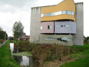 Das Wall House von Groningen