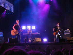 Sunrise Avenue Deutschland-Tour 2011 ab 23.04.11