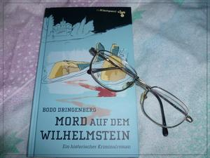 +++ BUCHTIPP - Mord auf dem Wilhelmstein - LOKALKRIMI +++
