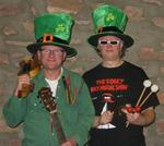 Irish Folk Duo 'IRISH DEW' bei GrandWhisky in Mühlheim/Main