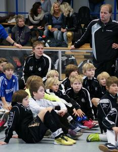 3. Platz bei Wolfsburger U12 Masters