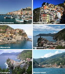 Yoga & Erlebniswandern in ITALIEN - CINQUE TERRE von 17.05.12 bis 24.05.12