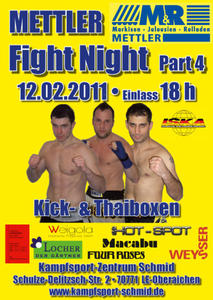 FIGHT NIGHT (ISKA)