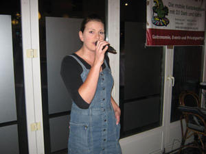 Live in Krumbach: Karaoke Party im Bistro Denise