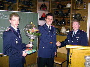 Rckblick auf 2010 bei der Jugendfeuerwehr Rethen