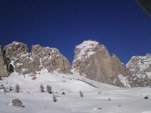 Auf der Sella Ronda