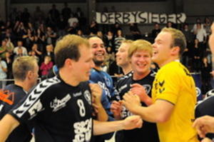 VfL Handball: Mnner 1 - Der TSV Niederraunau bleibt der Platzhirsch im Revier