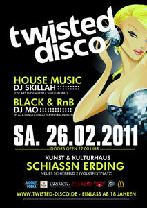 Twisted Disco: DJ Skillah & DJ Mo