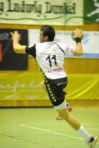 Handball: Dritte Bundesliga: TuS Frstenfeldbruck gegen TSG Haloch 27:18