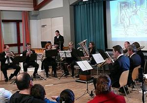 "Musikalische Matinee mit ""Art Of Brass"""