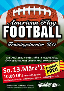 Flag Football Turnier U11