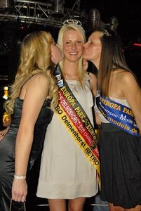 Die Miss Delmenhorst 2011 heit Judith Dallmann