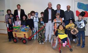 Knigsbrunner Revital Therapiezentrum untersttzt FFH-Schler
